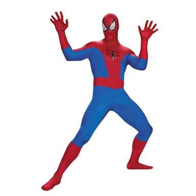 Spider Man Halloween Costume Adults.Spider Man Ultimate Adult Mens Halloween Costume