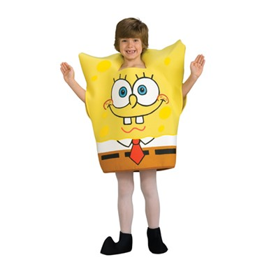 Spongebob Square Pants Child Halloween Costume