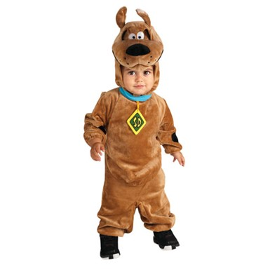 Toddler Scooby-Doo Cartoon Halloween Costume