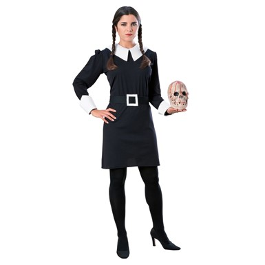 Wednesday Addams Family Adult Halloween Costume