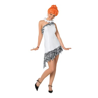 Wilma Flintstone Adult Halloween Costume