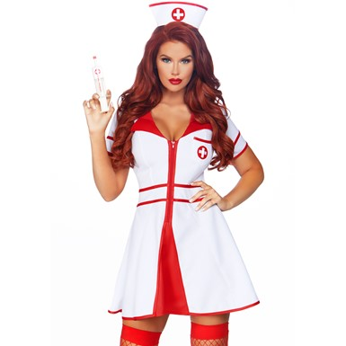 Womens Hospital Honey Nurse Costume