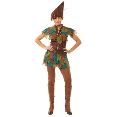 womens peter pan hook halloween costume