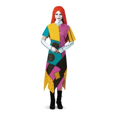 Womens Sally Nightmare Before XMAS Costume